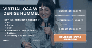 Diversity and Inclusion - Denise Hummel