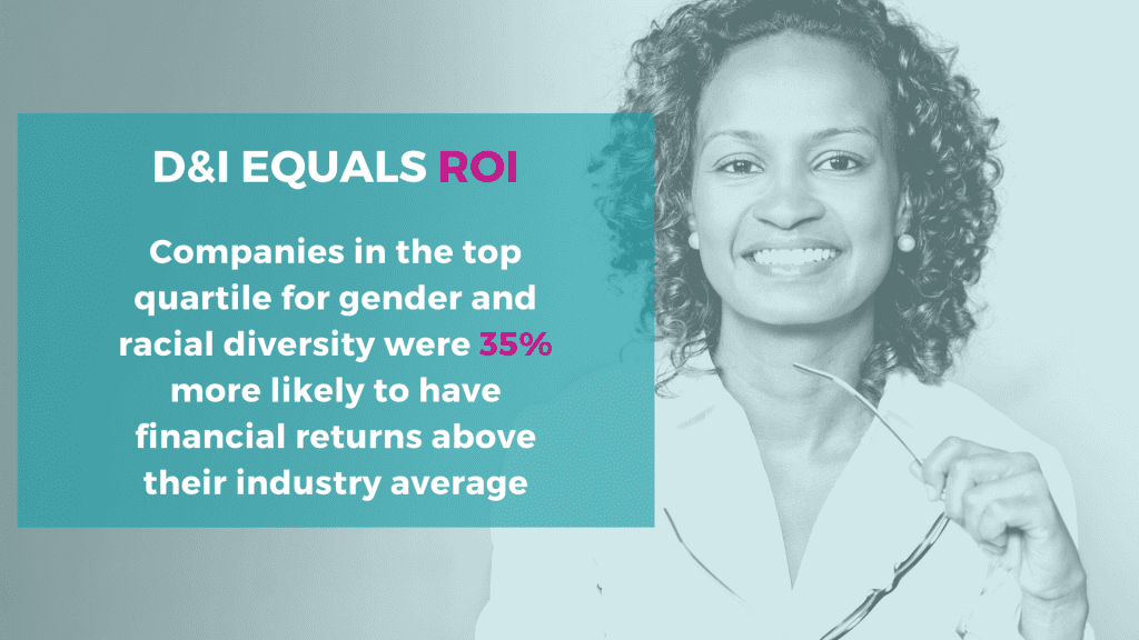 Diversity and Inclusion ROI