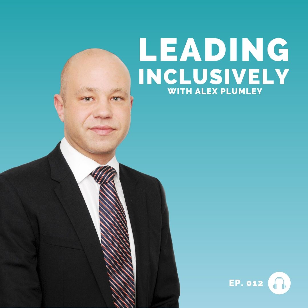 Aerospace trends - Leading Inclusively - Leadership podcast